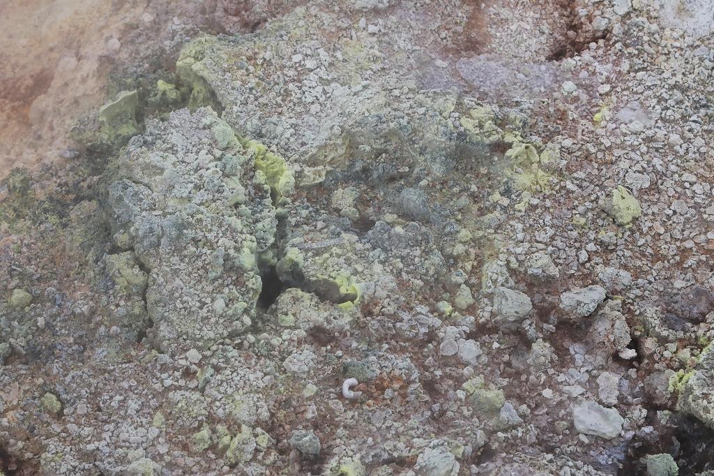 Geothermalgebiet Seltún