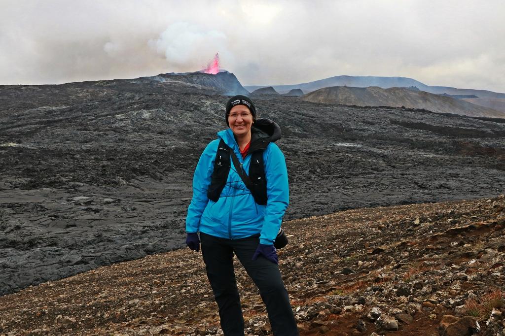 Posen vor dem Vulkan