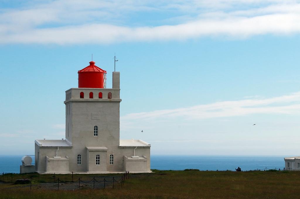 Leuchtturm Kap Dyrhólaey