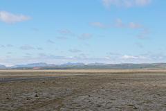 Am Aussichtspunkt Laufskálavarða auf Island