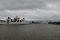 Hafen in Norddeich-Mole