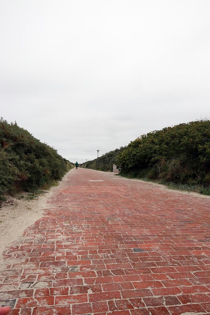 Strandpromenade auf Juist