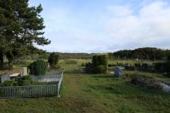 Dünenfriedhof auf Juist