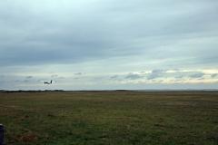 Flughafen auf Juist
