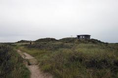 NABU-Hütte im Kalfamer Juist