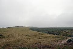 Fahrradtour in den Westen der Insel Juist - Blick auf den Hammersee
