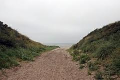 Fahrradtour in den Westen der Insel Juist