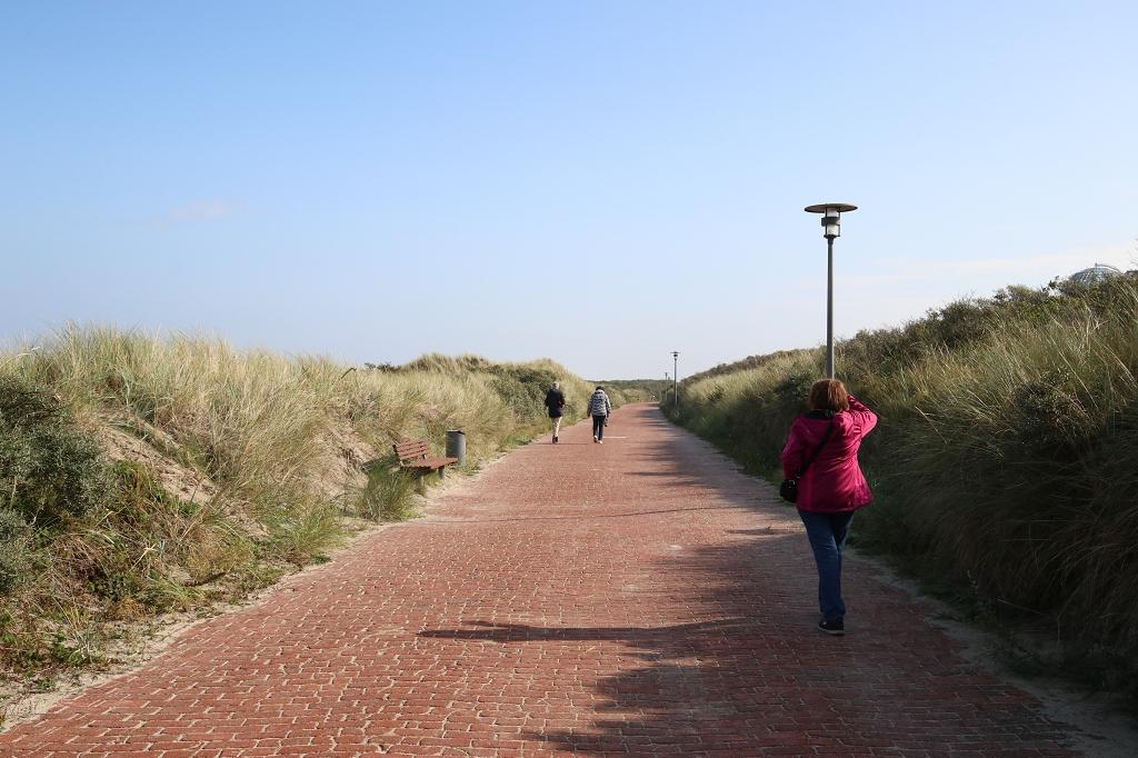 Promenade auf Juist