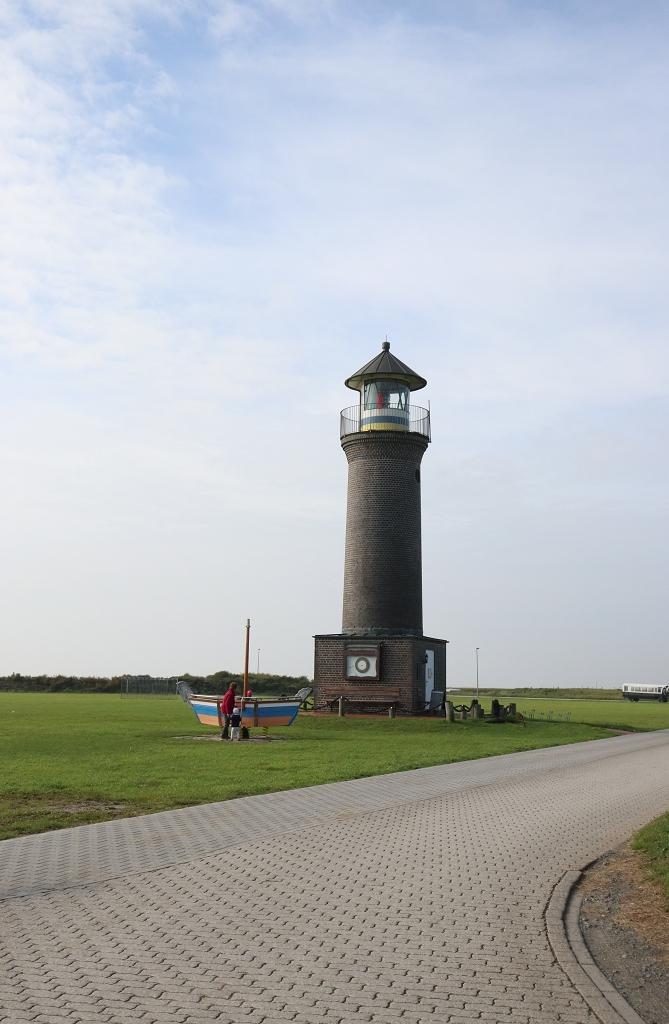 Leuchtturm Memmertfeuer Juist