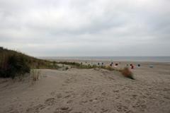 Am Strand auf Juist