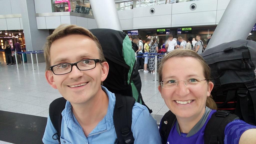 Abflug vom Flughafen Düsseldorf nach Almaty