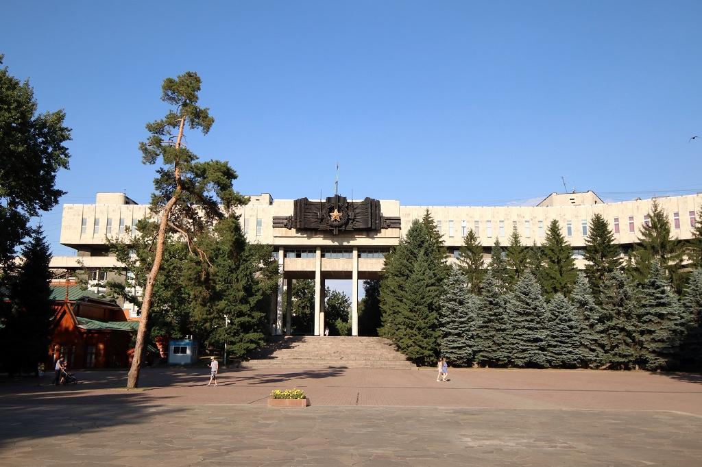 Park der 28 Panfilowzy in Almaty