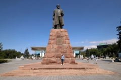 Abay Kunanbaev Monument