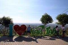 Beliebstes Ausflugsziel in Almaty - der Kök-Töbe