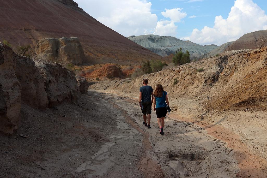 Aktau Berge im Altyn-Emel-Nationalpark