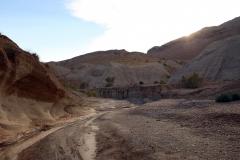 Unwirkliche Landschaft im Altyn-Emel-Nationalpark
