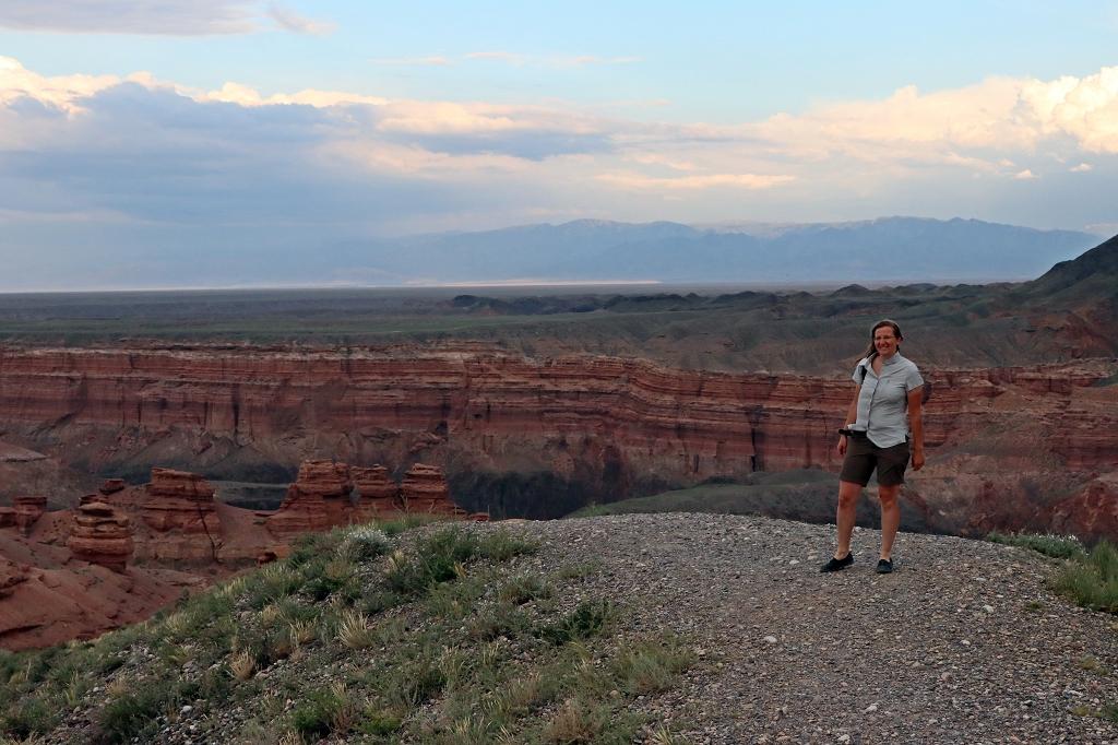 Blick in den Scharyn-Canyon ohne Cappy ;-)