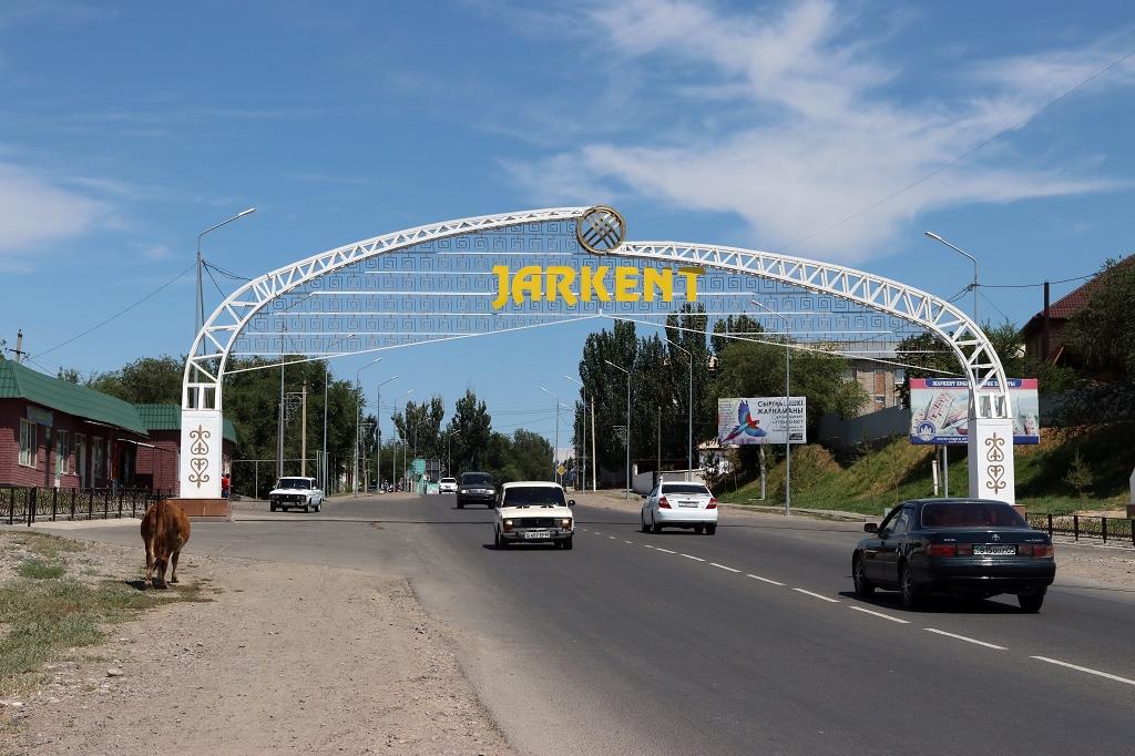 In Scharkent