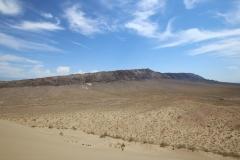 Ausblick über das Ili-Tal im Altyn-Emel-Nationalpark