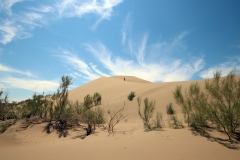Singing Dunes im Altyn-Emel-Nationalpark