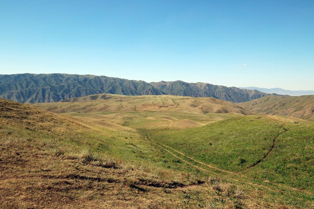 Unbekanntes Saty Tal