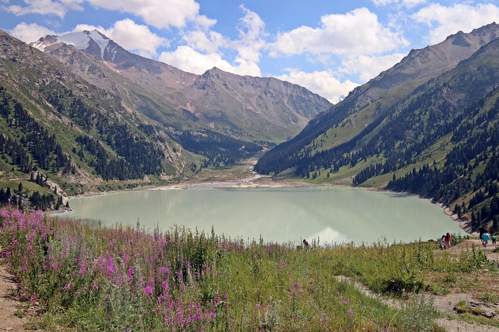 Big Almaty Lake