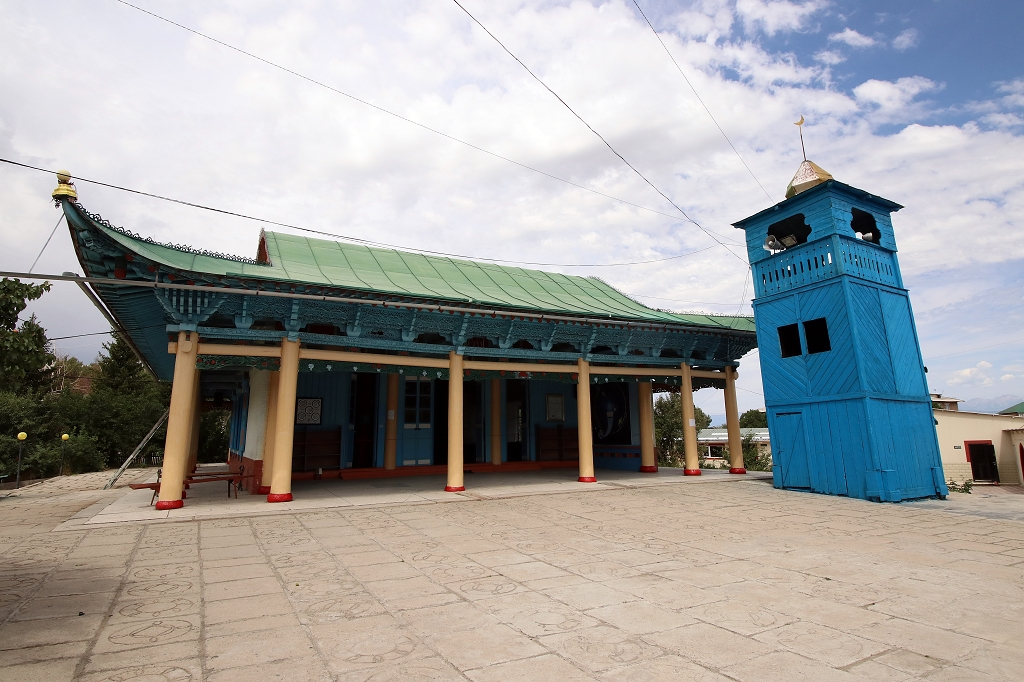 Dungan-Moschee in Karakol