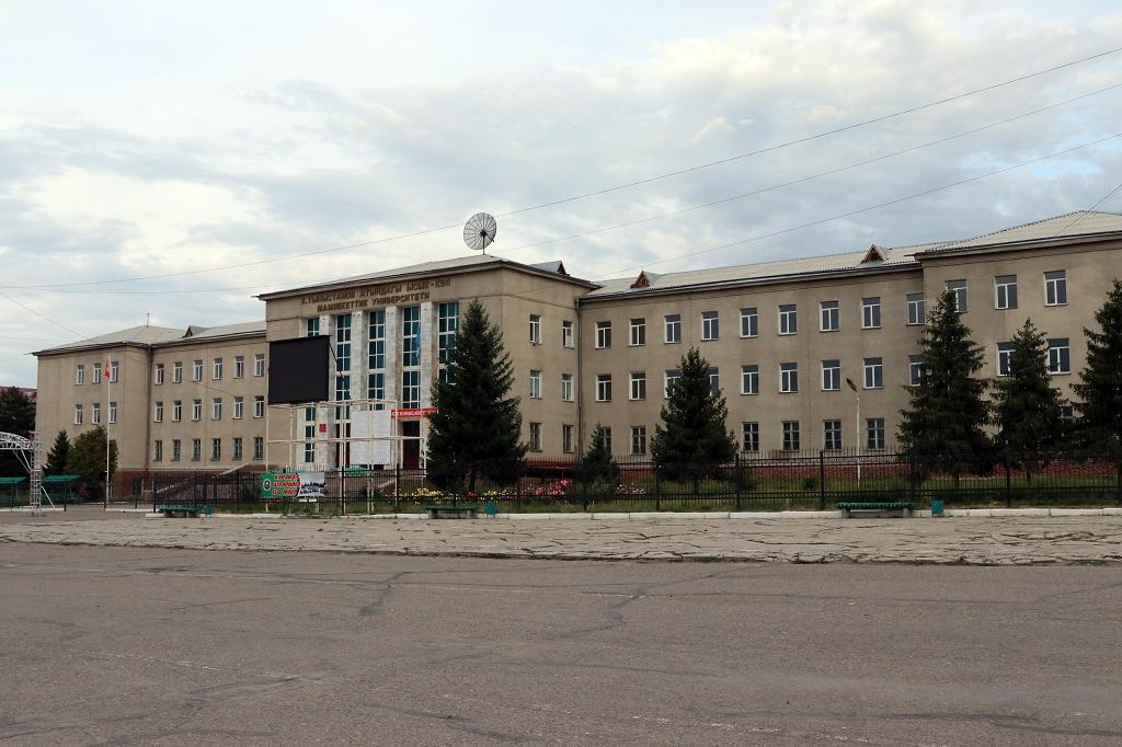 Universität in Karakol