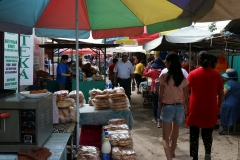 Auf dem Markt in Karakol