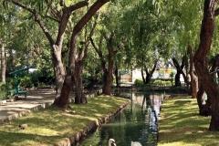 staatlicher Zoo in Karakol