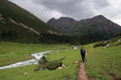Wanderung zum Teleti-Pass