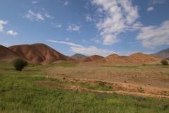 Toller Blick in das traumhafte Kökömeren-Tal in Kyzyl-Oi