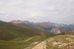 Auf dem Weg nach Kyzyl-Oi