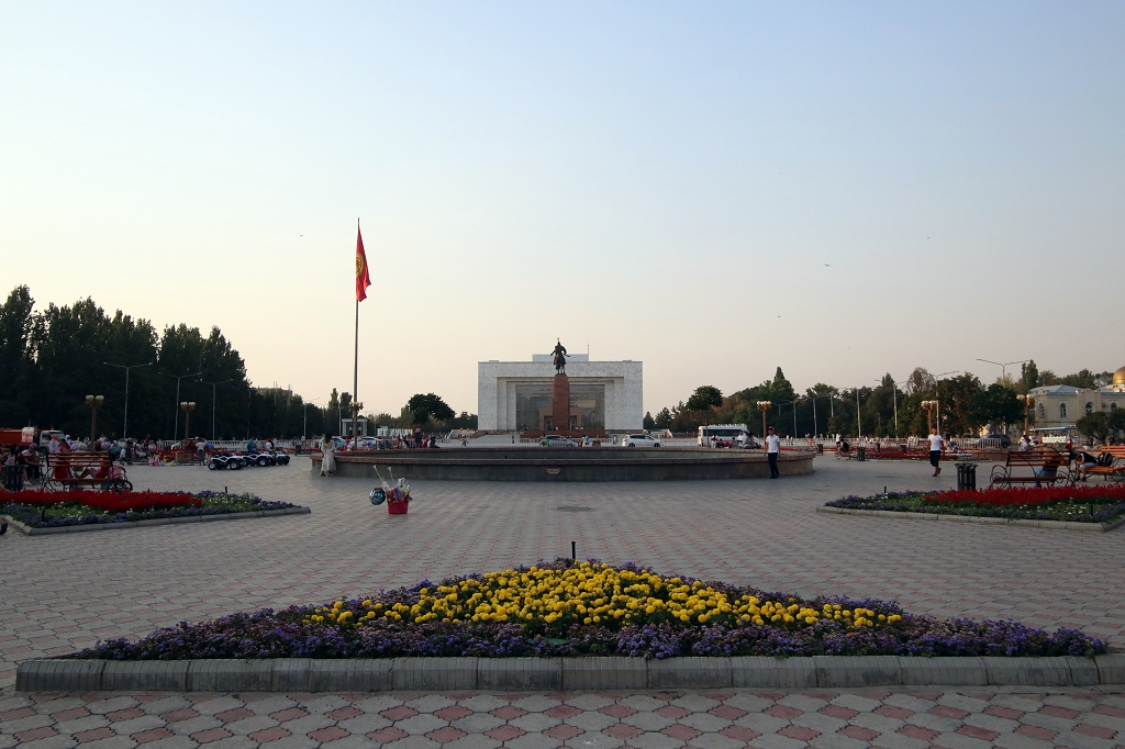 Ala-Too-Platz in Bishkek