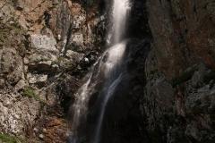 Ak-Sai-Wasserfall im Ala-Archa-Nationalpark