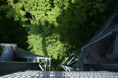 Baumkronenpfad im Nationalpark Hainich