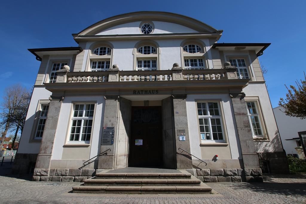 Rathaus von Hennef