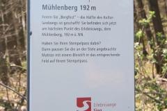 Natursteig Sieg Etappe 2 - Von Hennef nach Blankenberg - Bergfest auf dem Mühlenberg