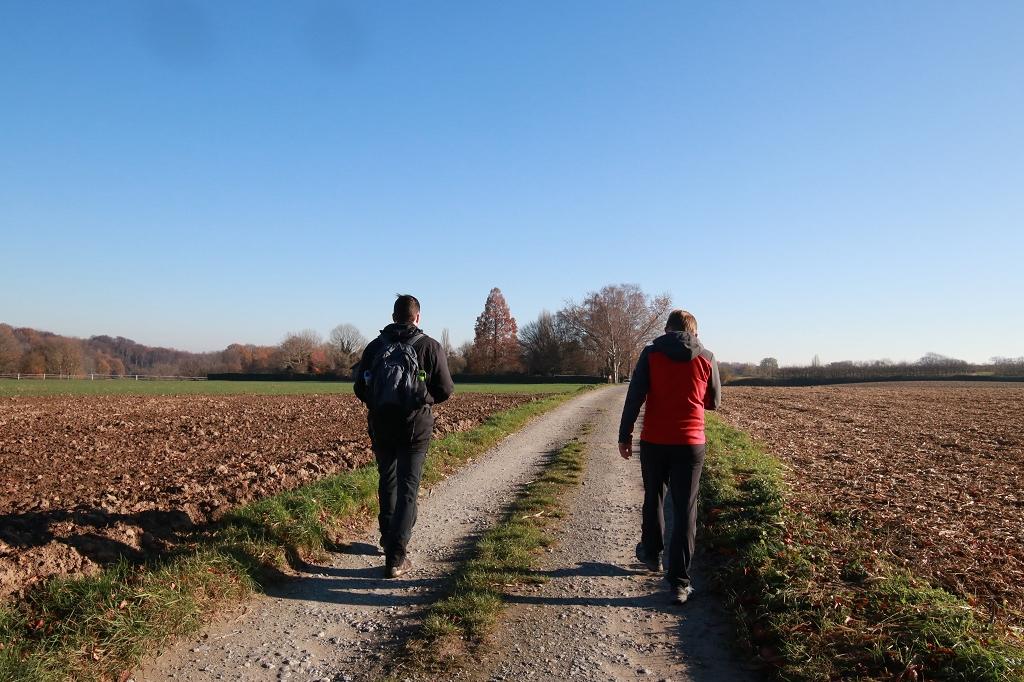 Neanderlandsteig Etappe 9 - Von Ratingen nach Ratingen-Homberg