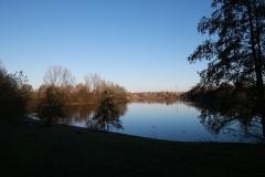 Neanderlandsteig Etappe 9 - Von Ratingen nach Ratingen-Homberg - Grüner See im Erholungsparks Volkardey