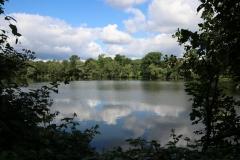 neanderlandSTEIG Etappe 6 - Velbert-Mitte nach Essen-Kettwig - Abtskücher Stauteich