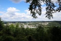 neanderlandSTEIG Etappe 6 - Velbert-Mitte nach Essen-Kettwig - Blick auf Essen-Kettwig
