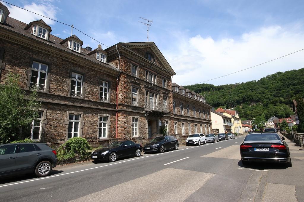 Rheinsteig Etappe 8 - Von Rengsdorf nach Sayn - Ehemalige Eisenwarenfabrik d'Ester in Sayn
