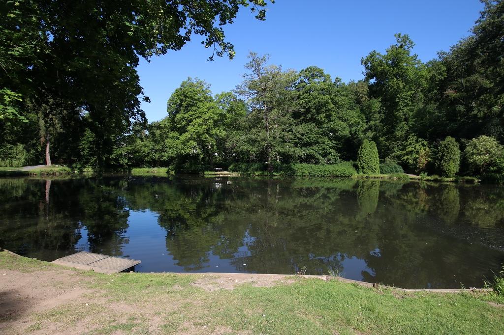 Rheinsteig Etappe 9: Von Sayn nach Vallendar - Schlosspark Sayn