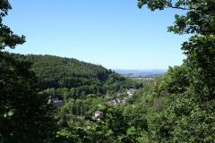 Rheinsteig Etappe 9: Von Sayn nach Vallendar - Aussichtspunkt Oskarhöhe