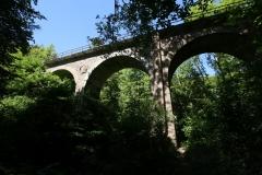 Rheinsteig Etappe 9: Von Sayn nach Vallendar - Eisenbahnviadukt