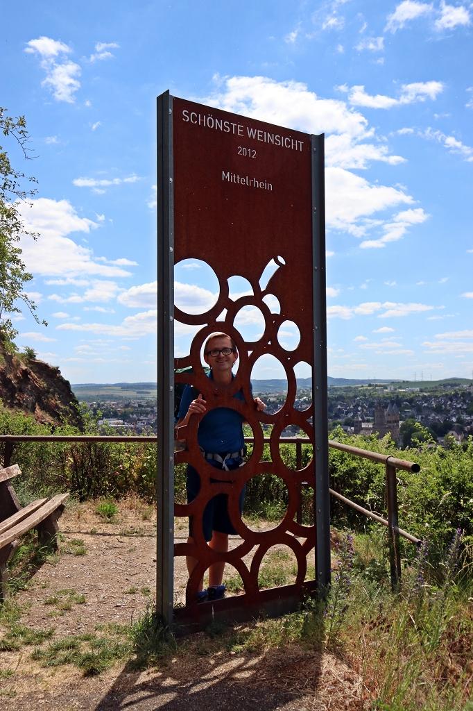 Rheinsteig Etappe 7: Von Leutesdorf nach Rengsdorf - Schönste Weinsicht 2012