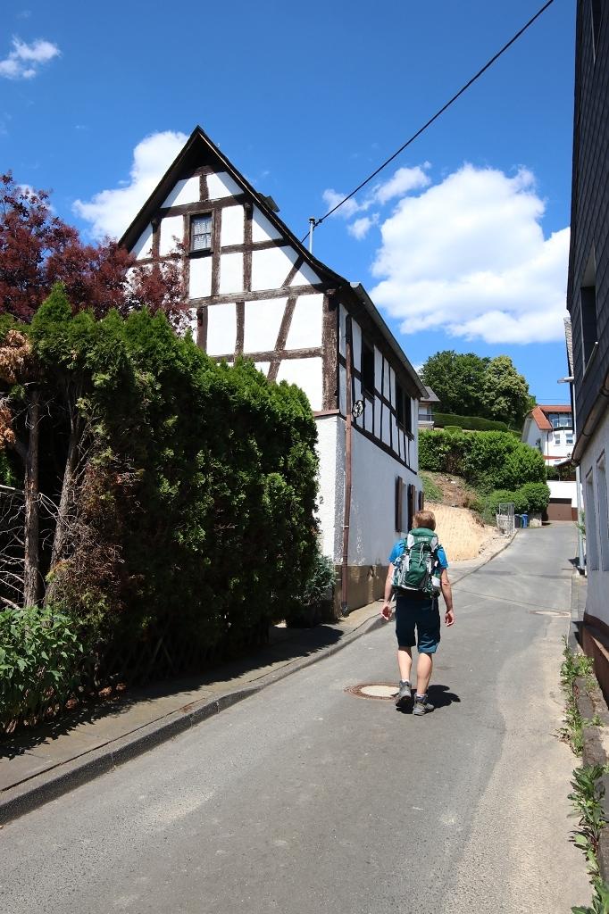 Rheinsteig Etappe 7: Von Leutesdorf nach Rengsdorf - Feldkirchen