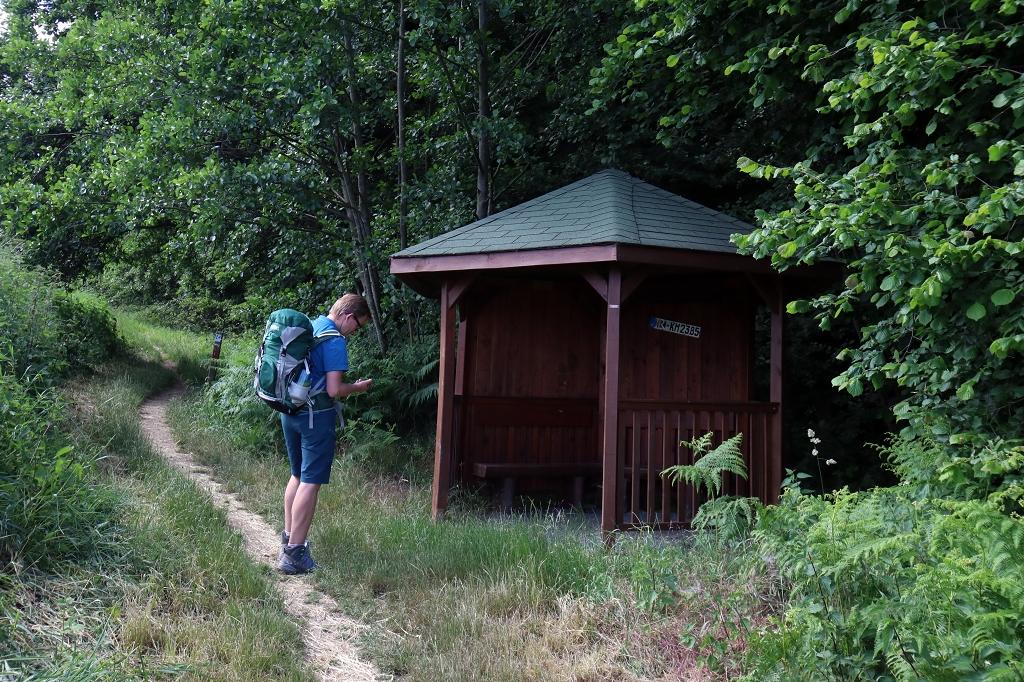 Rheinsteig Etappe 7: Von Leutesdorf nach Rengsdorf - Schäferhütte