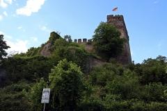 Rheinsteig Etappe 7: Von Leutesdorf nach Rengsdorf - Burgruine Altwied
